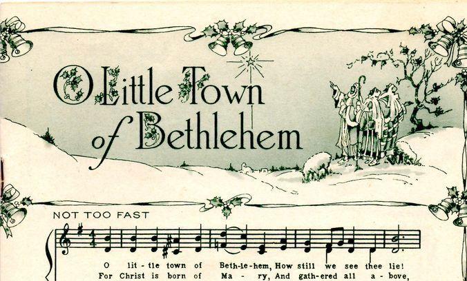 Bethlehem Carol